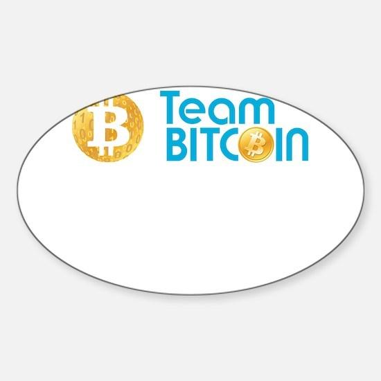 Team Bitcoin Decal
