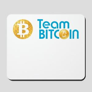 Team Bitcoin Mousepad