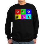 Andy Warhola Bagels Sweatshirt (dark)