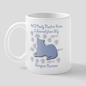 Learned Burmese Mug