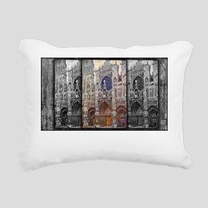 577 Rectangular Canvas Pillow