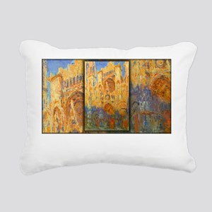585 Rectangular Canvas Pillow