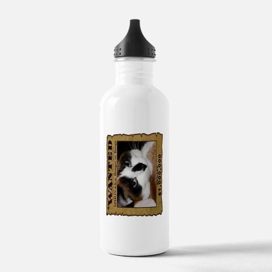 SimonW9x7VertTRANS Water Bottle