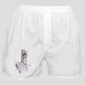 The Lost Inn: Space Retreat Boxer Shorts