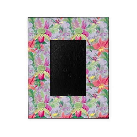 beautifulfloralsipads Picture Frame