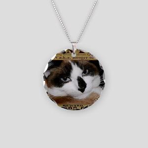SimonW5.78x3.2miniwallet Necklace Circle Charm