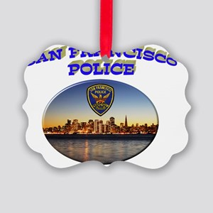 SFPDSKY Picture Ornament