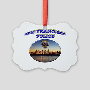 SFPDSKY Picture Ornament