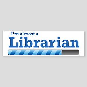 librarian Sticker (Bumper)
