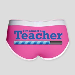 teacher Women's Boy Brief