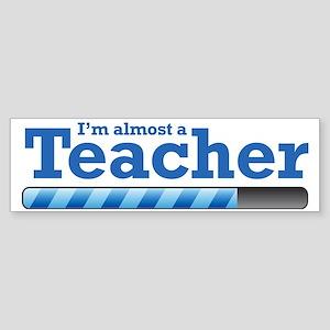 teacher Sticker (Bumper)
