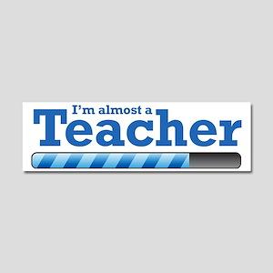 teacher Car Magnet 10 x 3