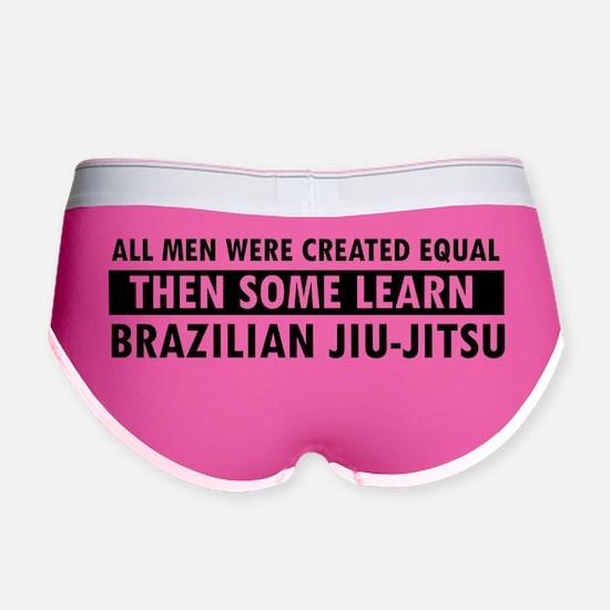 Brazilian Jiu-Jitsu Women's Boy Brief
