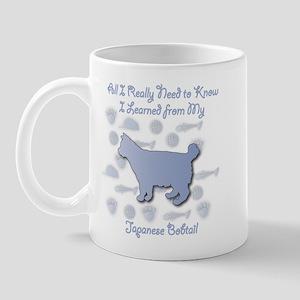 Learned Bobtail Mug