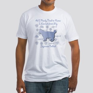 Learned Bobtail Fitted T-Shirt