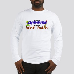 Champion West Indies Long Sleeve T-Shirt