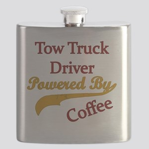 tow  Powered by coffee Flask
