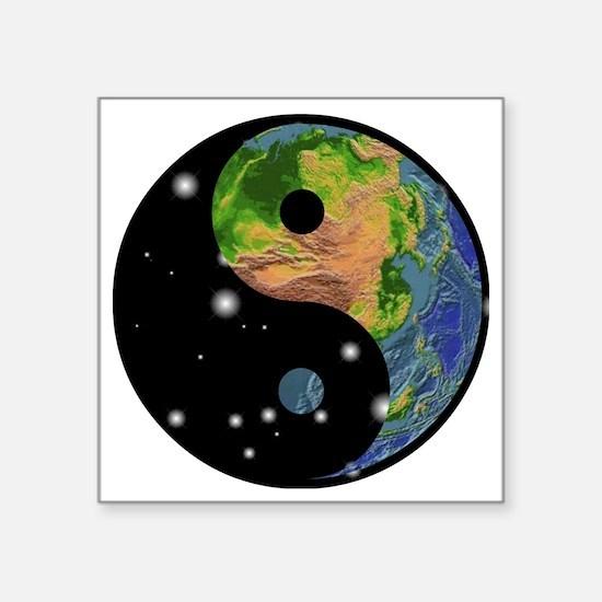 """tai13colored Square Sticker 3"""" x 3"""""""