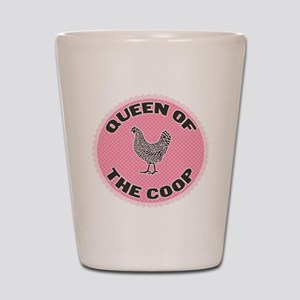 queen-1 Shot Glass
