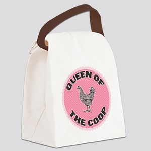 queen-1 Canvas Lunch Bag