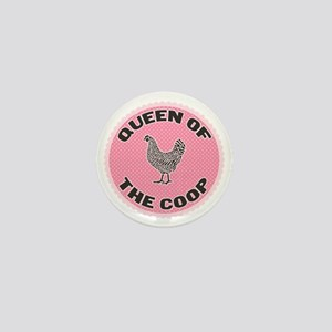 queen-1 Mini Button