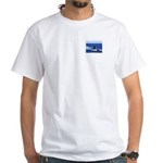 USS KEY WEST White T-Shirt