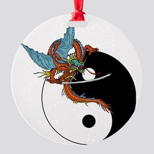 tai4light Round Ornament
