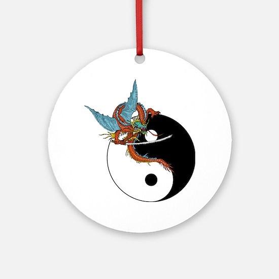 tai4light Round Ornament