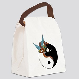 tai4light Canvas Lunch Bag