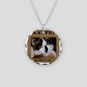 nSWTRANS-r Necklace Circle Charm