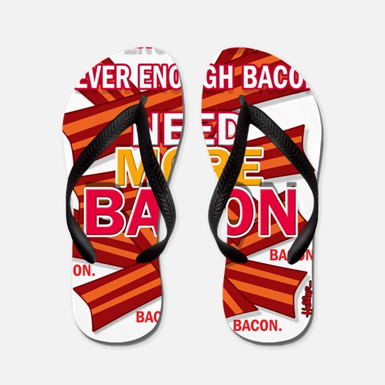 neverenoughbacon-2012 Flip Flops
