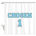 Chosen One Shower Curtain