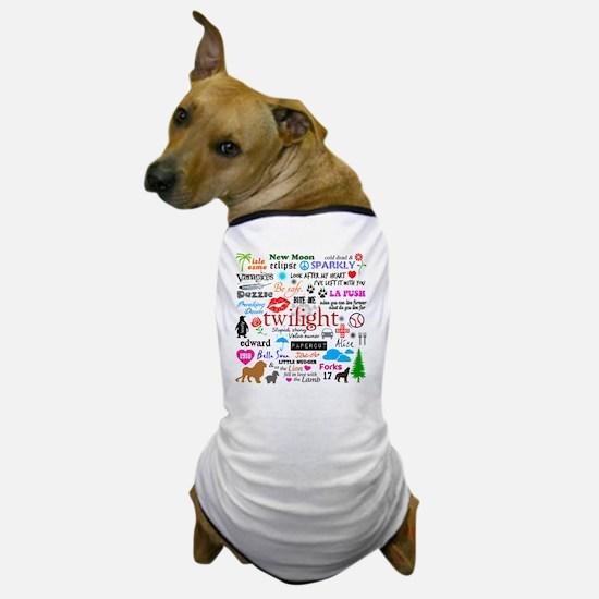 Twin TwiMem v1 Dog T-Shirt