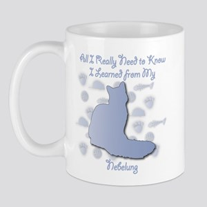 Learned Nebelung Mug