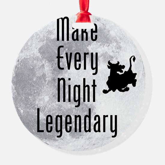 Legendary-Night Ornament