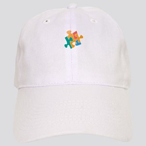 think differently front Cap