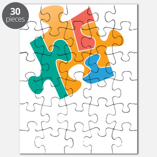 think differently back Puzzle