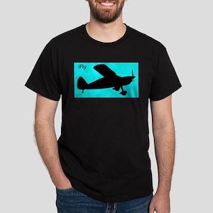 ifly Black T-Shirt