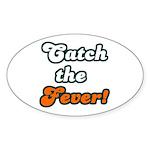 PF1 Oval Sticker