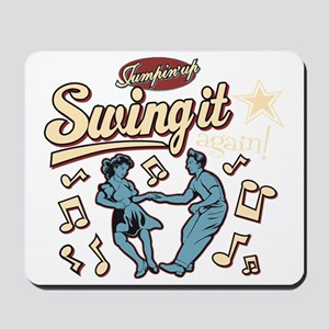 Swing It Again! Mousepad
