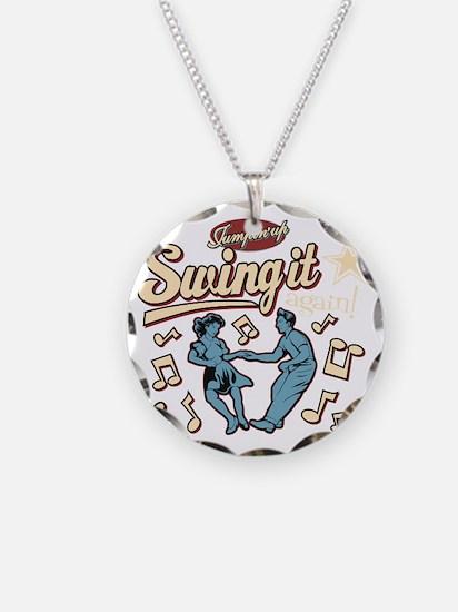 Swing It Again! Necklace