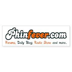 PFO Bumper Bumper Sticker