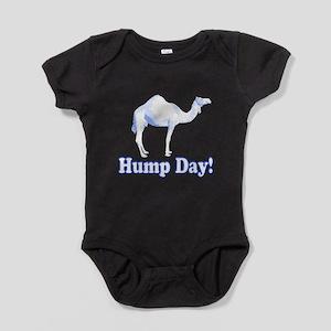 Hump Day Camel White Nov 16 2013 Baby Bodysuit