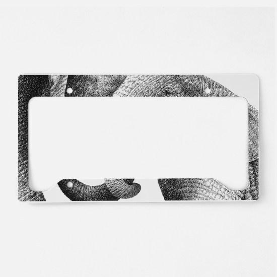 Best Friends (Coin Purse) License Plate Holder
