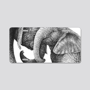 Best Friends (Coin Purse) Aluminum License Plate