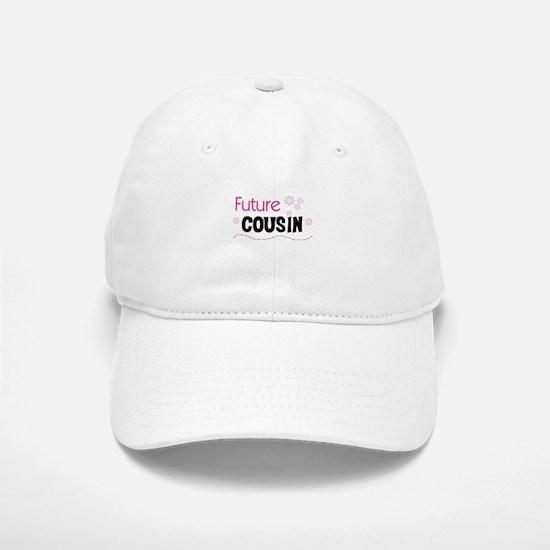 Future Cousin (pink) Baseball Baseball Cap