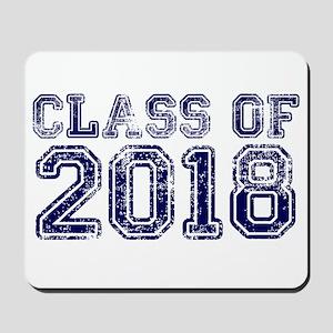 Class of 2018 Mousepad