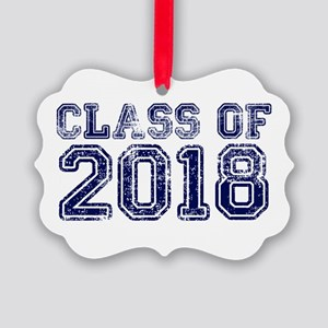 Class of 2018 Picture Ornament