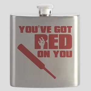 YouveGotRedOnYou Flask