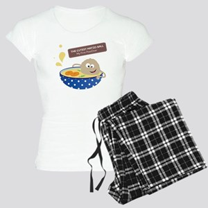 The cutest matzo ball-my fi Women's Light Pajamas